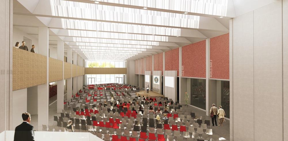 Main Hall Assembly