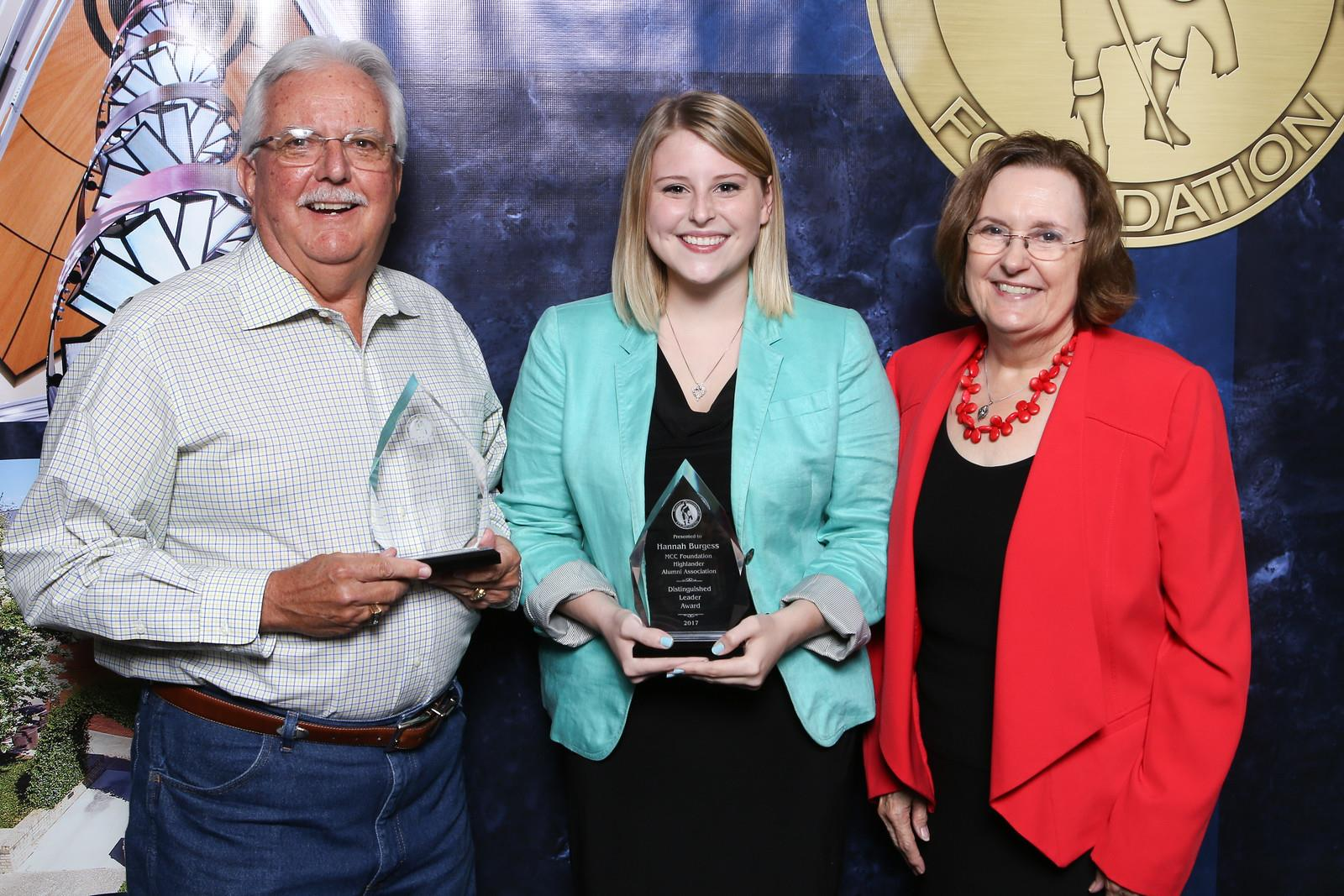 2014 Brazos Scholar Receives Prestigious Award from MCC