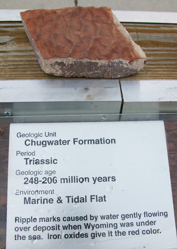 Chugwater Formation - Triassic