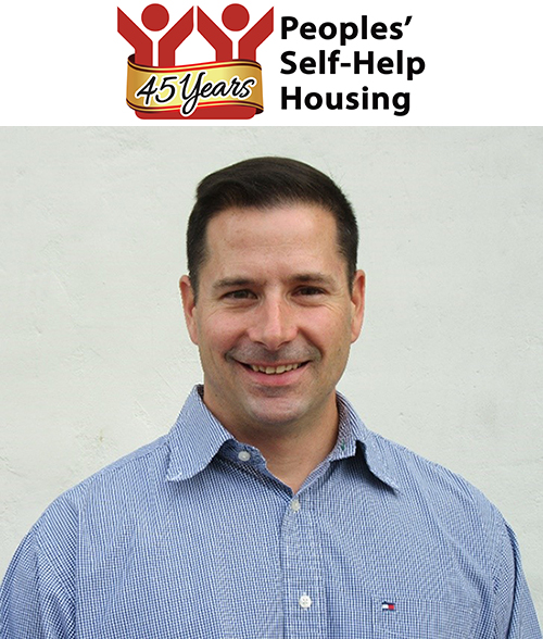 Peoples' Self-Help Housing Welcomes New Project Manager Toby Seiler
