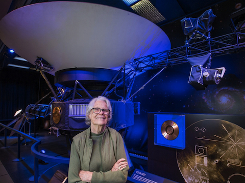 Sue Finley's Long Career at JPL Began as a Human Computer