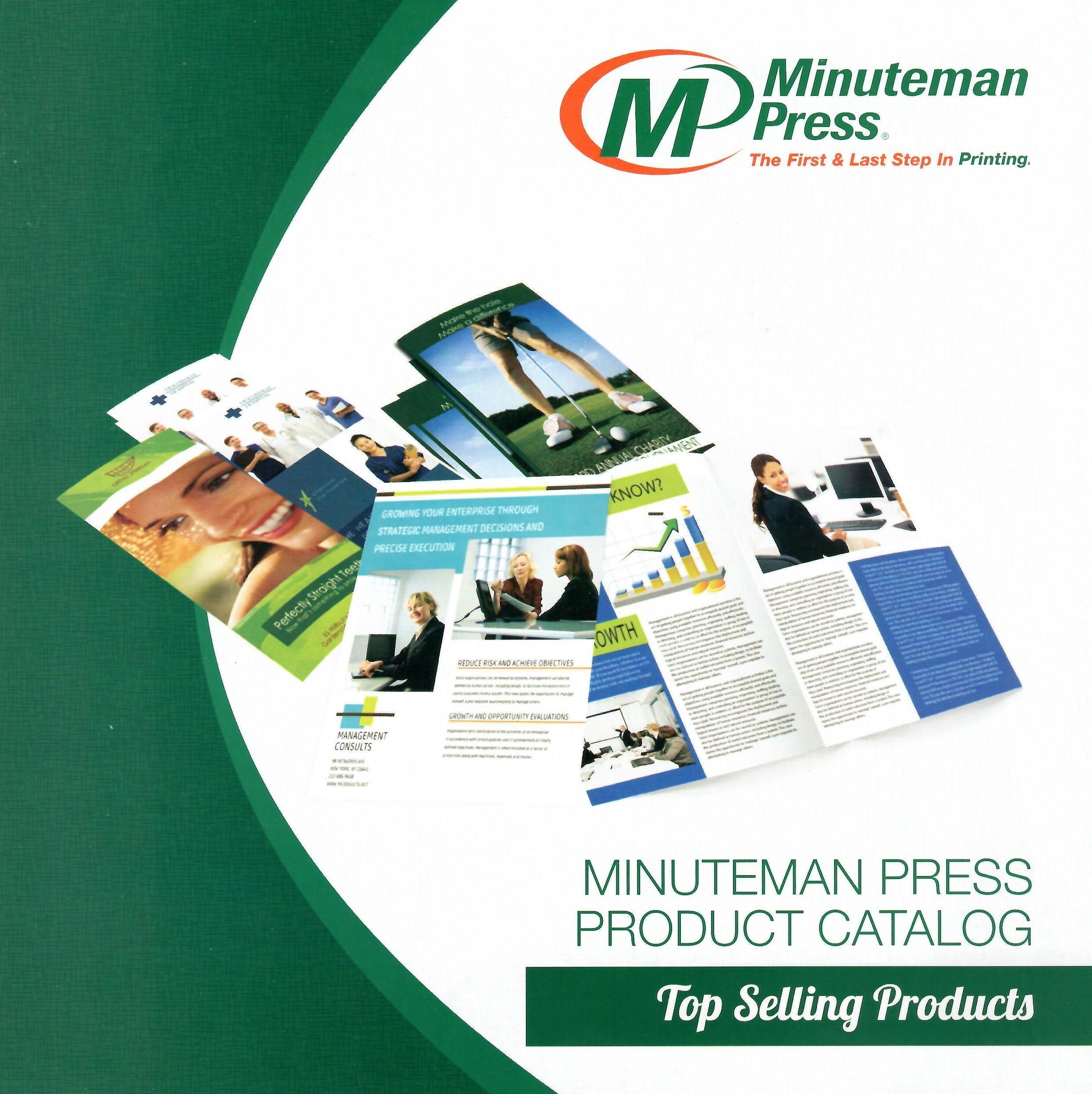 At Minuteman Press Champaign, we build our business by helping you build yours. We want to be more than just your printer, we want to be your marketing and printing partner.
