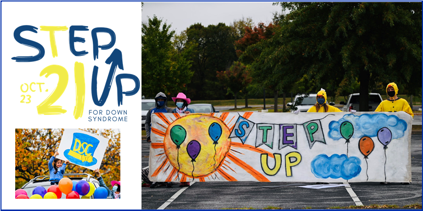 Step Up for Down Syndrome Week 2021