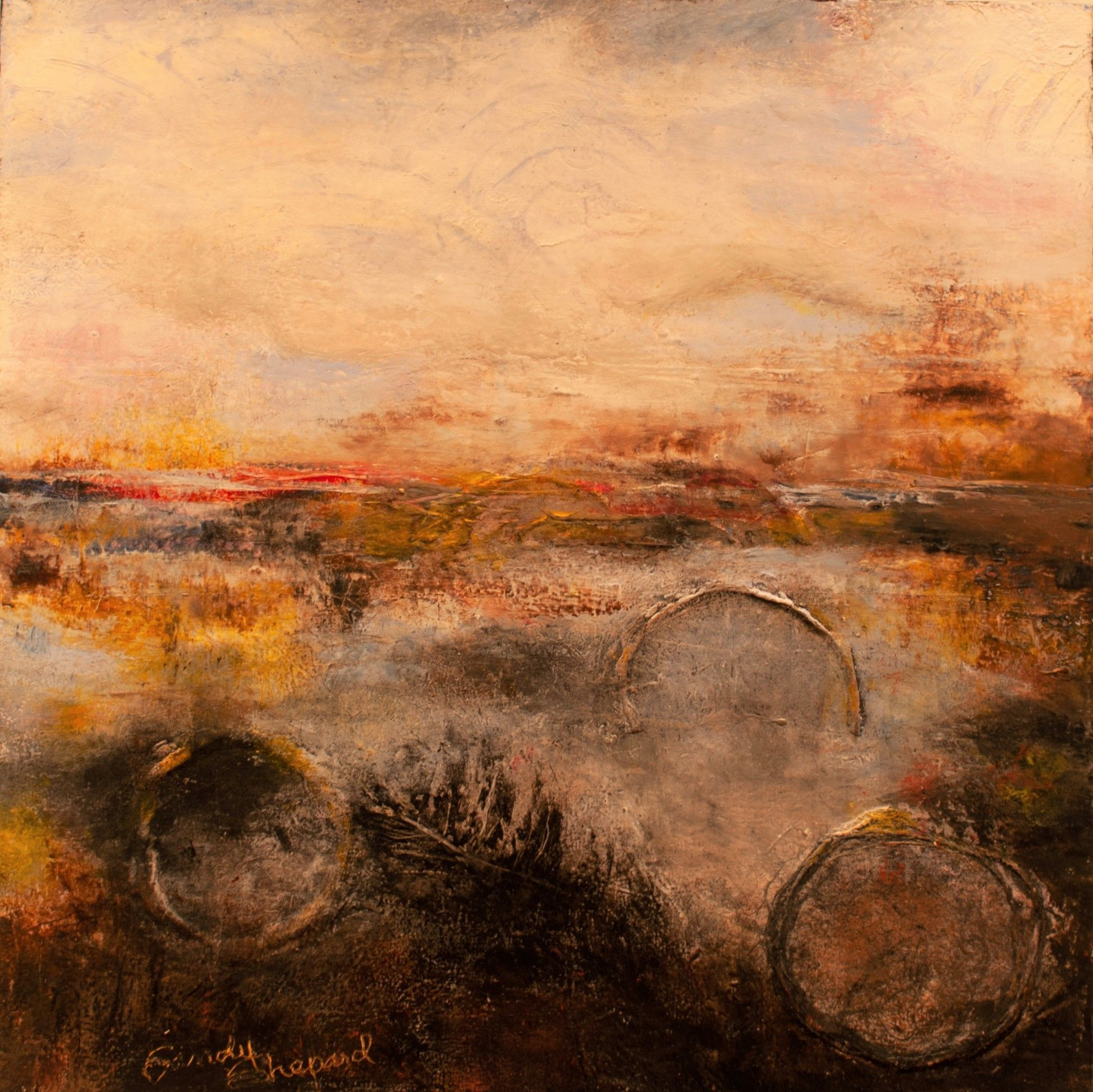 """Sandy Shepard - """"Circle Tide"""""""