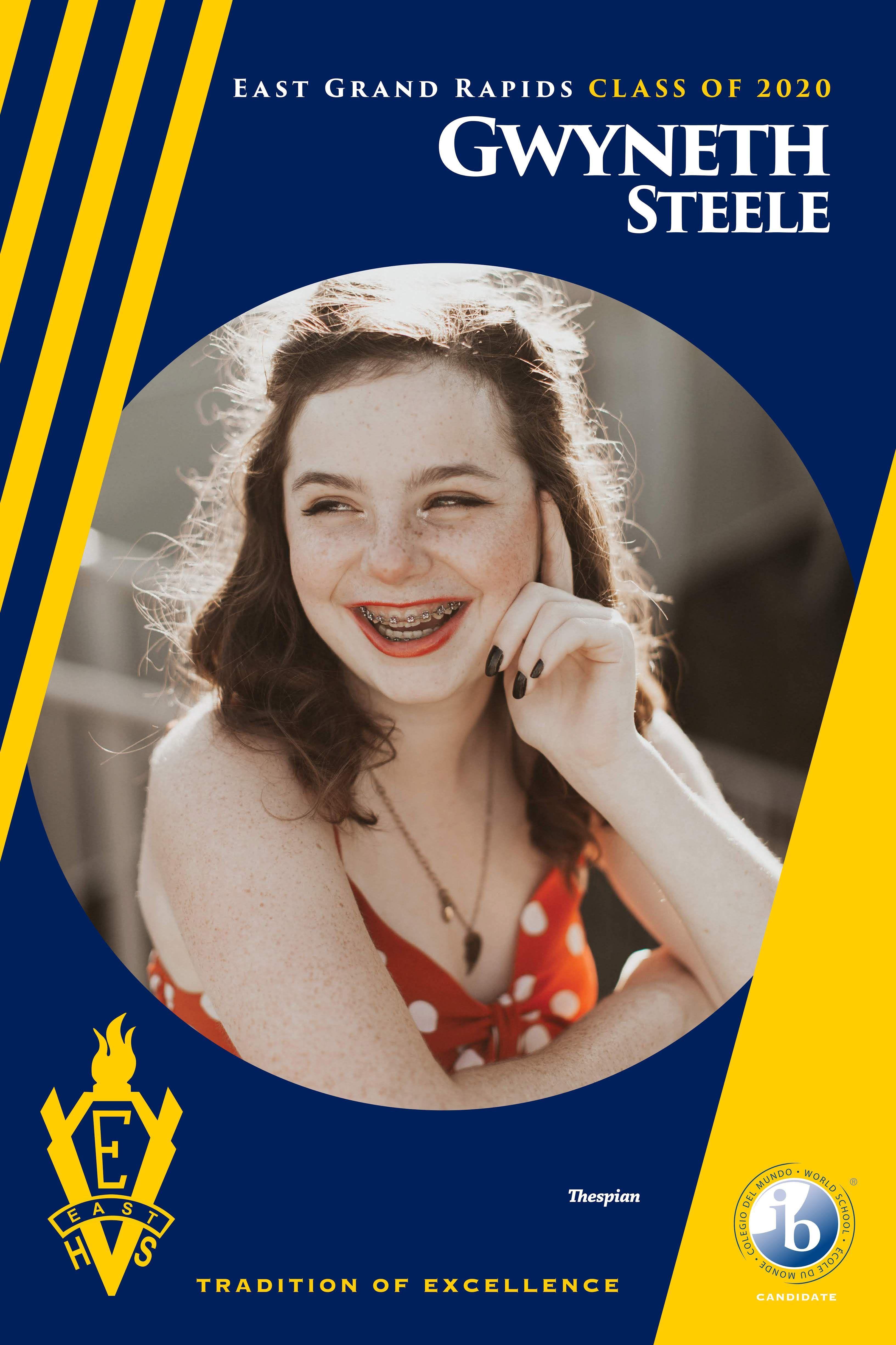 Gwen Steele