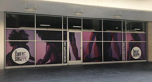 Exterior Vinyl Window Wrap