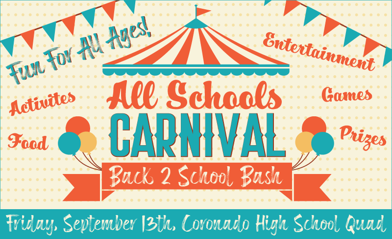 All Schools Carnival: Back 2 School Bash