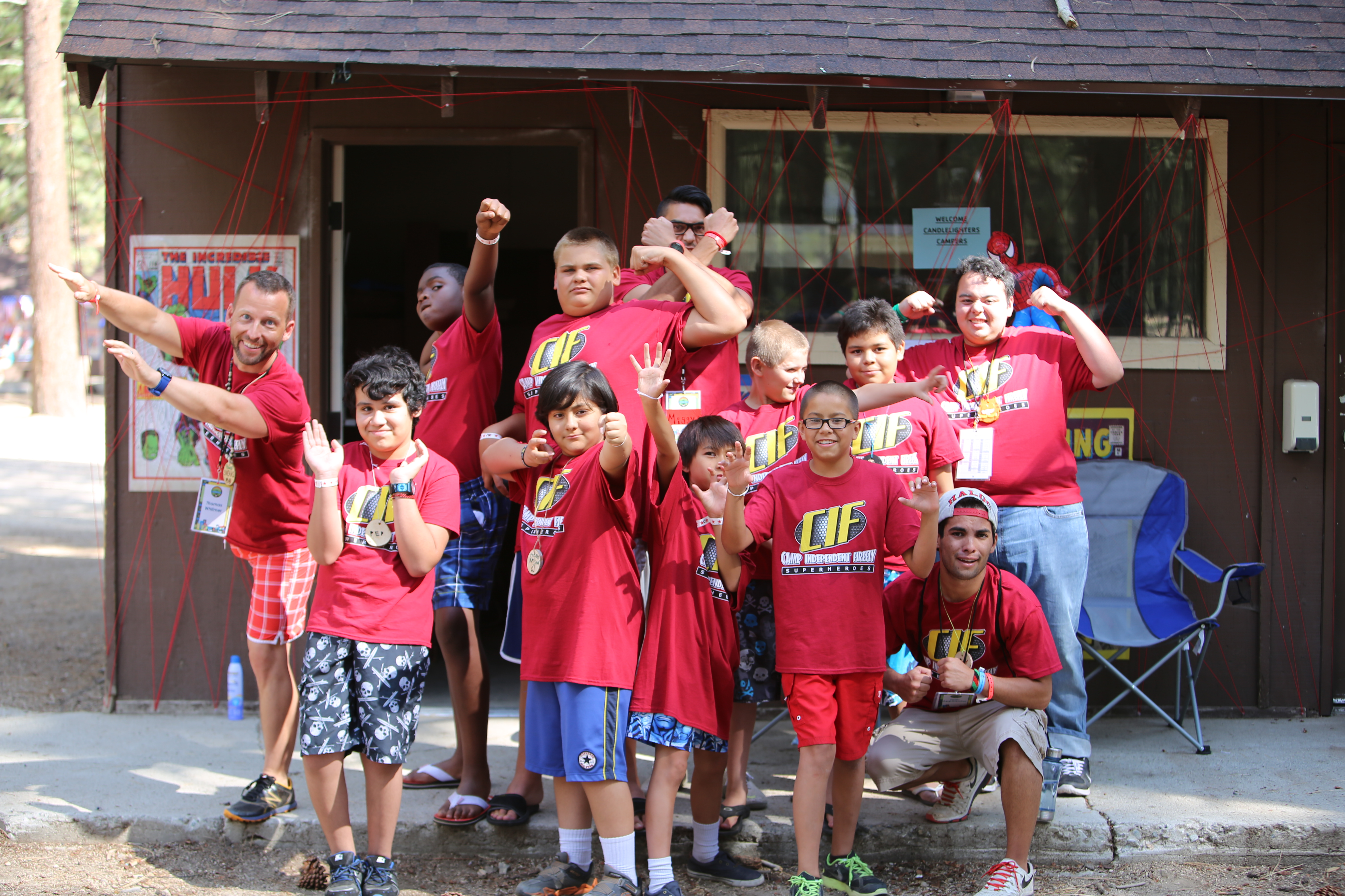 CAMPER AND VOLUNTEER APPLICATIONS ARE NOW OPEN!