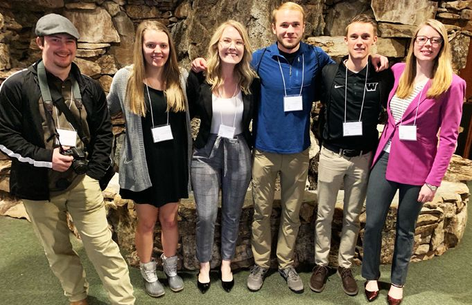 UMW Students Share Research at Sports Medicine Conference