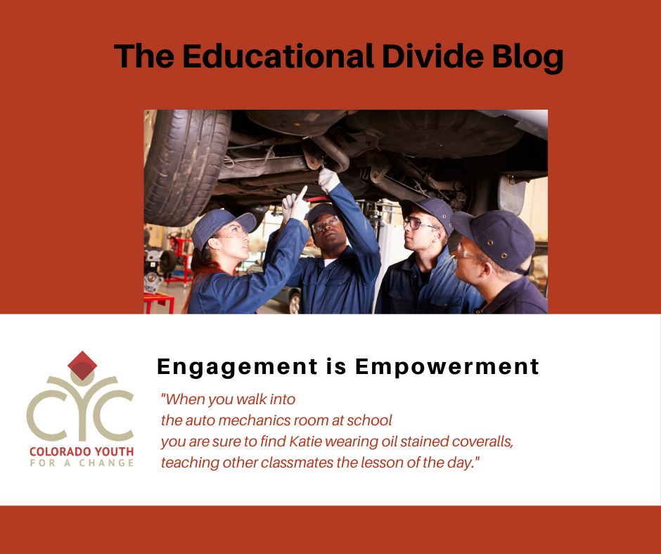 Engagement is Empowerment