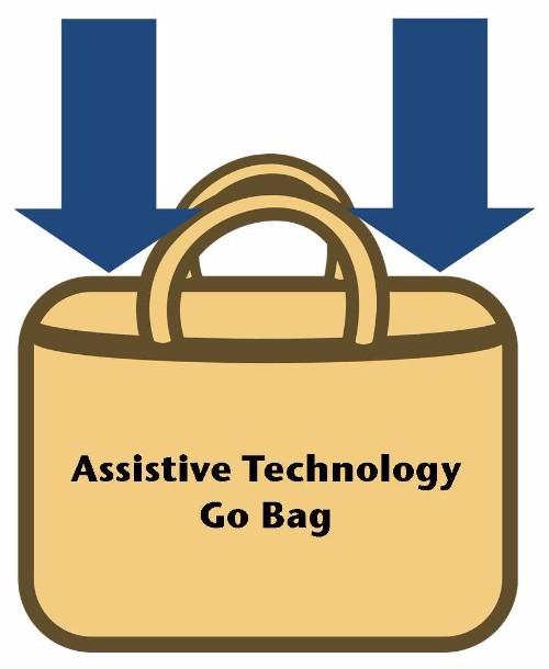 Assistive Technology Go Bag
