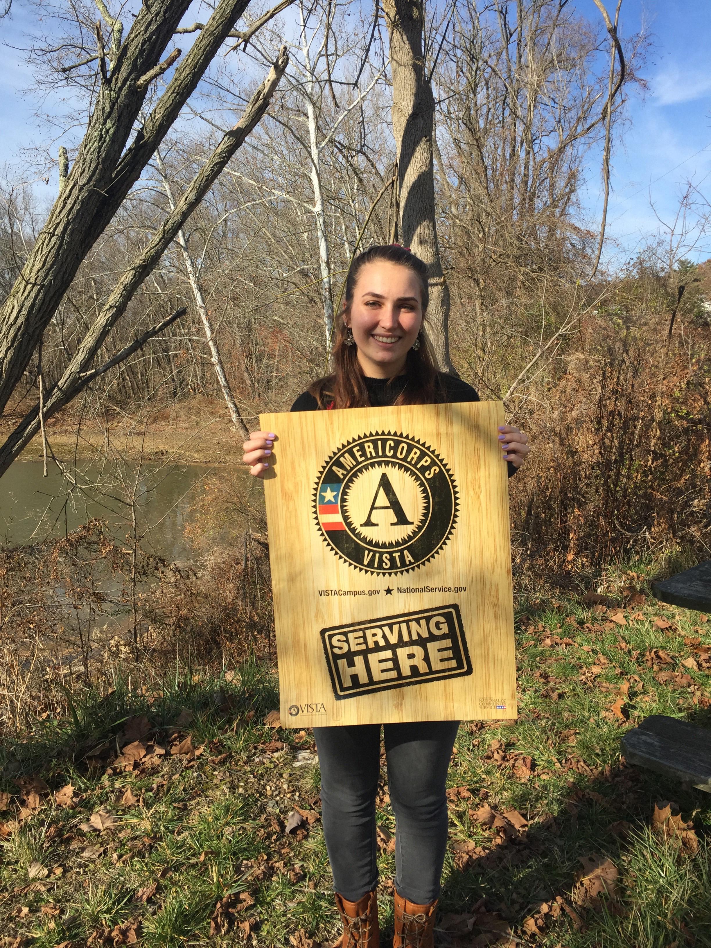 Ashley Prenatt, Food Justice VISTA