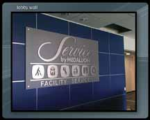 Interior Graphics & Signs