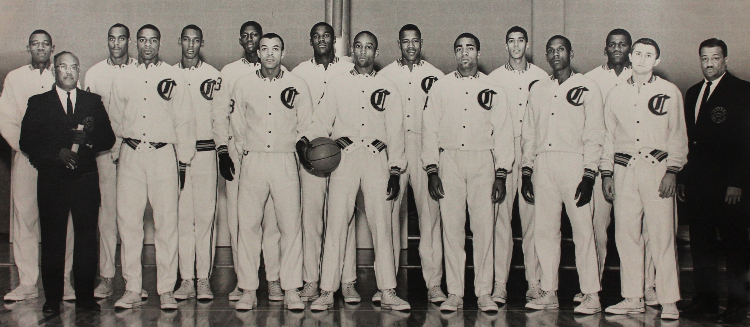 1965 Central State NAIA National Champions