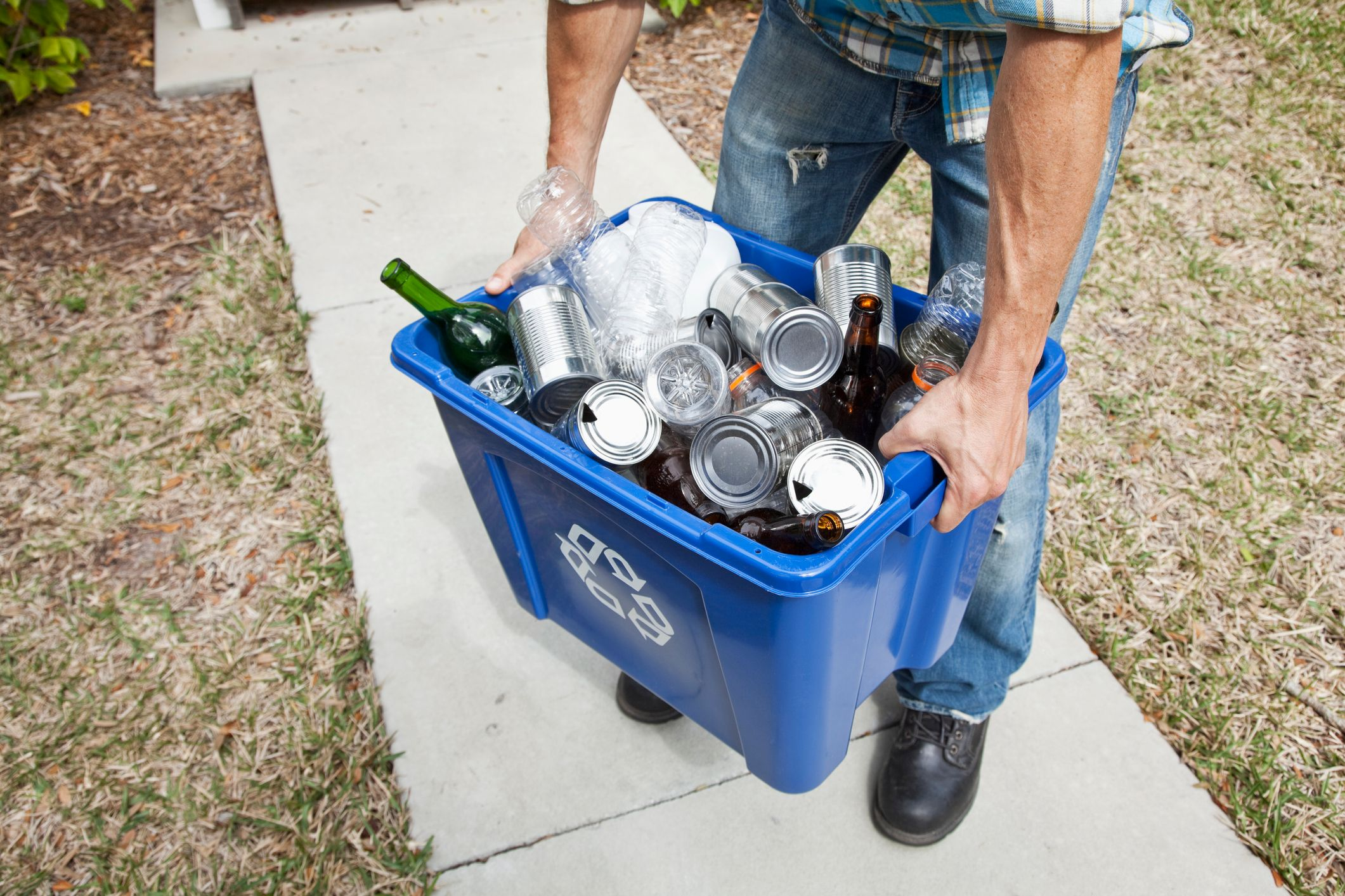The Truth About Your Recycling Bin