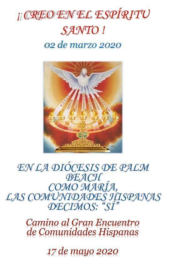 Catequesis Marzo 2020