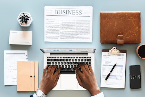 Check out our blog on how to write a small business newsletter