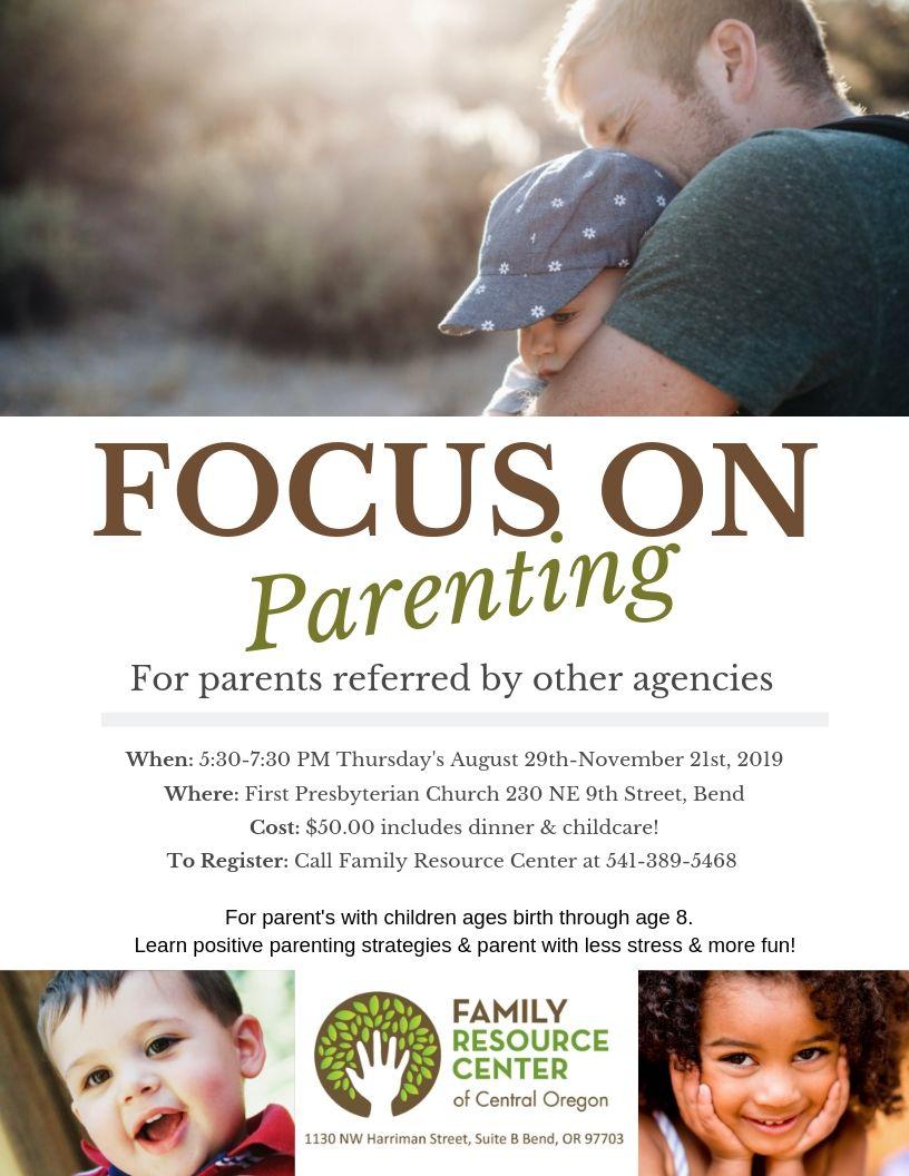 Focus on Parenting