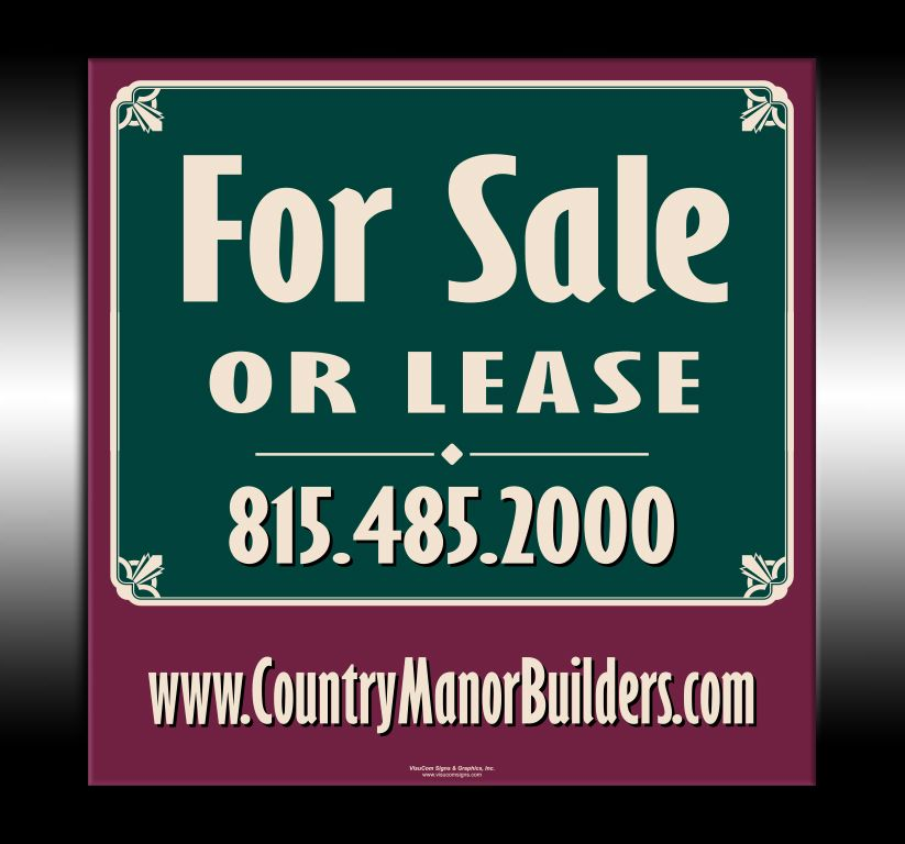 Country Manor Builders