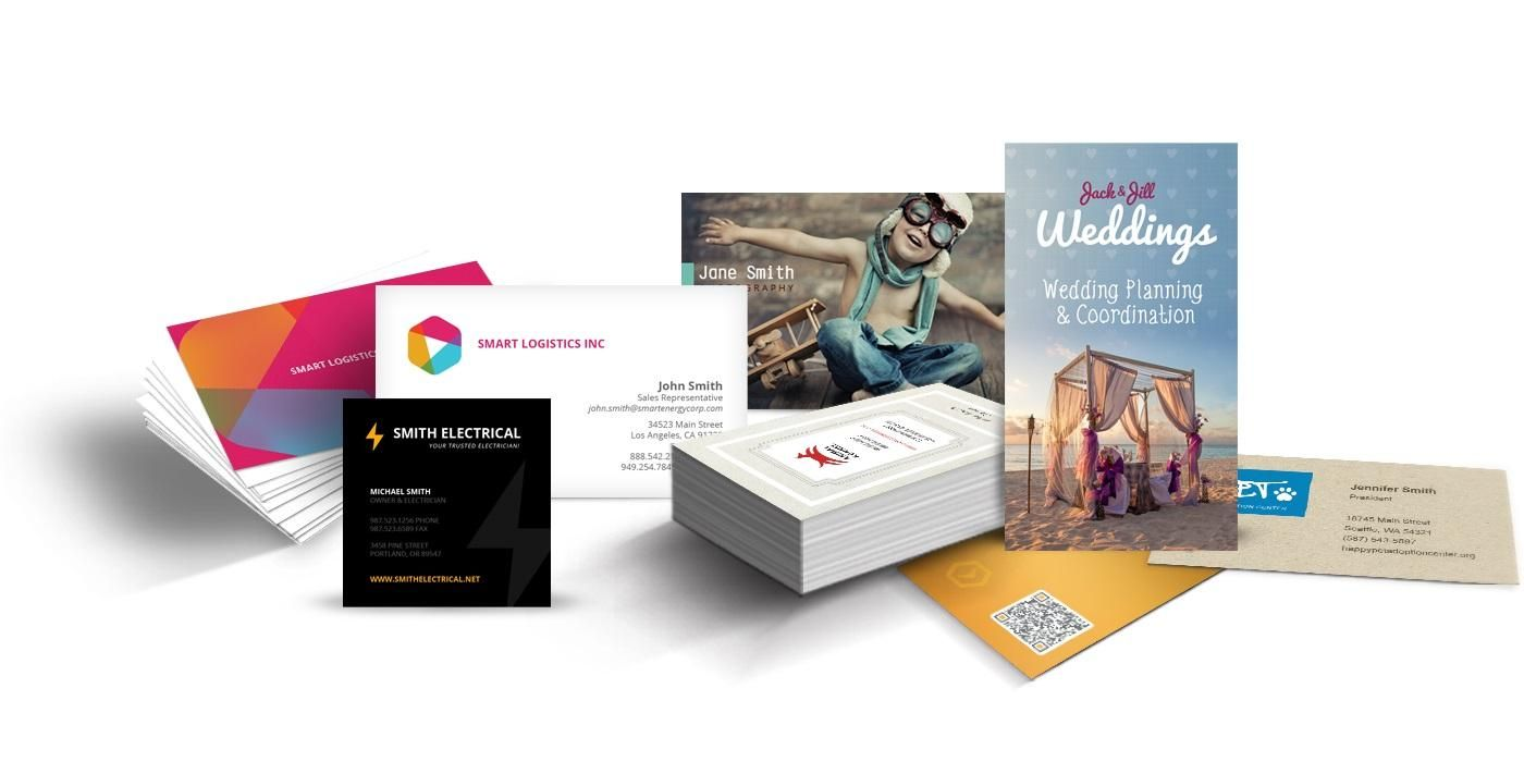 Business | Cards | Full | Color