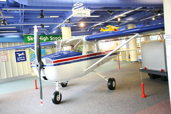 Lincoln Children's Museum Cessna is Getting a Make-Over
