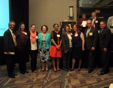 Afternoon Keynote Speakers on the Saint Barnabas Medical Center's Special Needs Ambassador Program (SNAP)