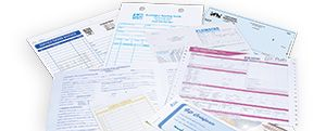 Business Forms & NCR Books