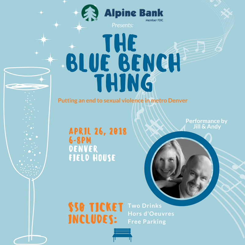 The Blue Bench Thing