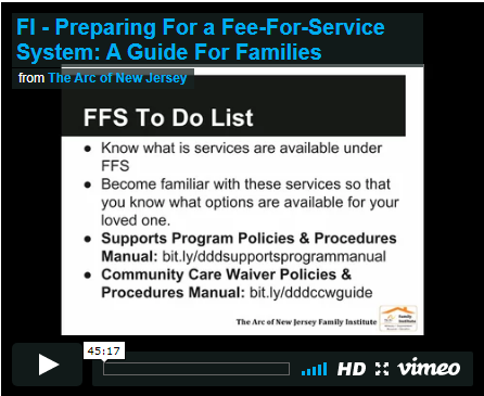 Preparing For a Fee-For-Service System