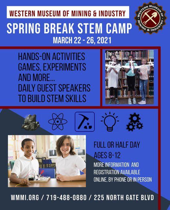 Spring Break STEM Camp