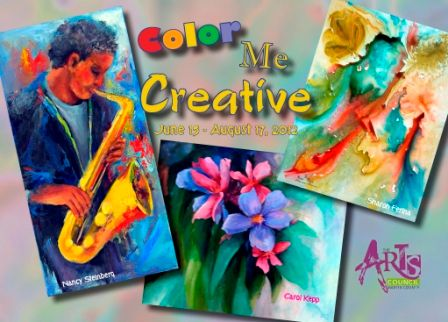 Color Me Creative I