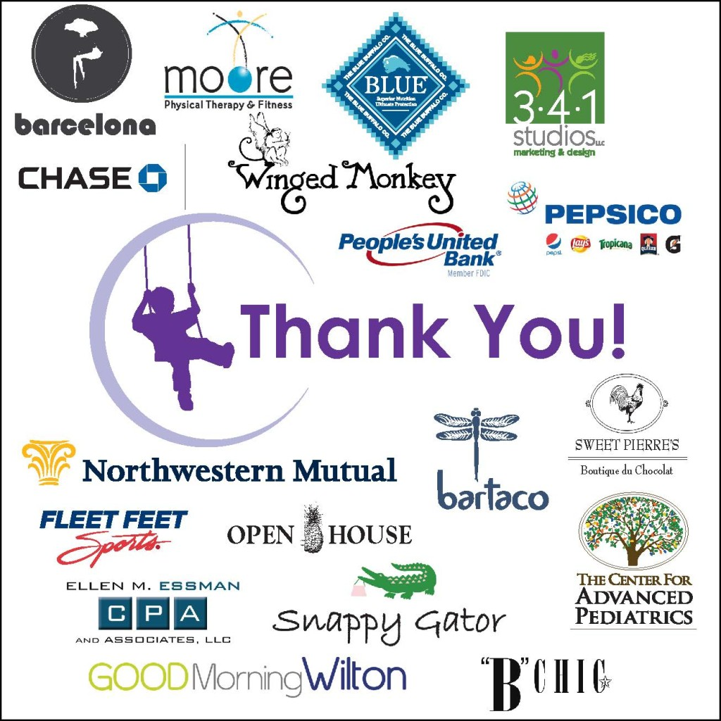 Thanks to our 5K Sponsors!