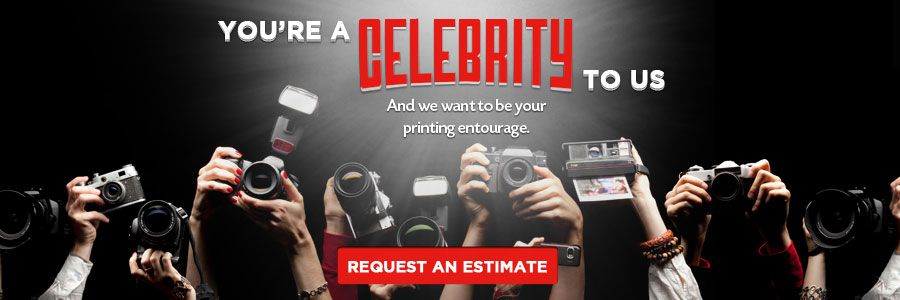 Your Print Entourage - Request Estimate