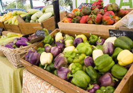 Peppers at Brookside Market
