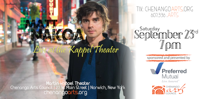 Matt Nakoa—Live from the Kappel Theater