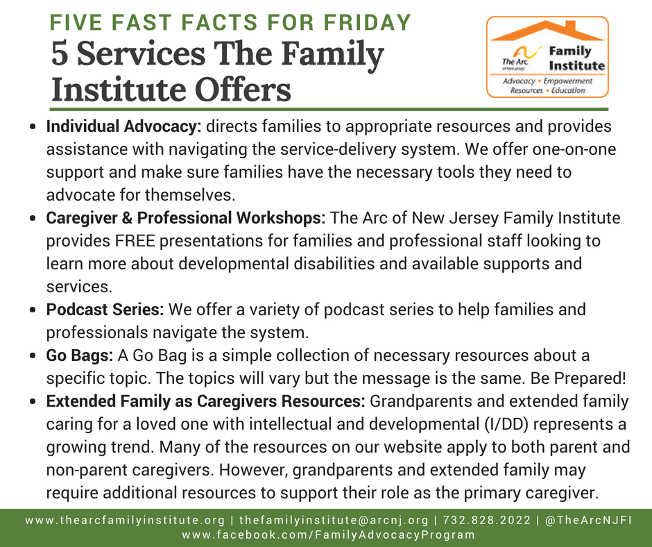 5 Services The Family Institute Offers