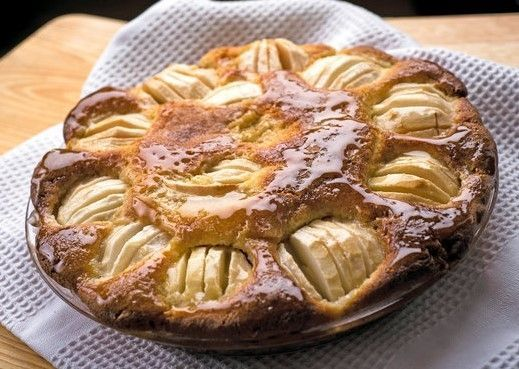 German Dessert Bakeoff Contest