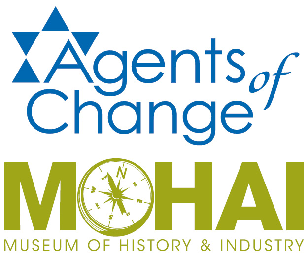 Agents of Change at MOHAI