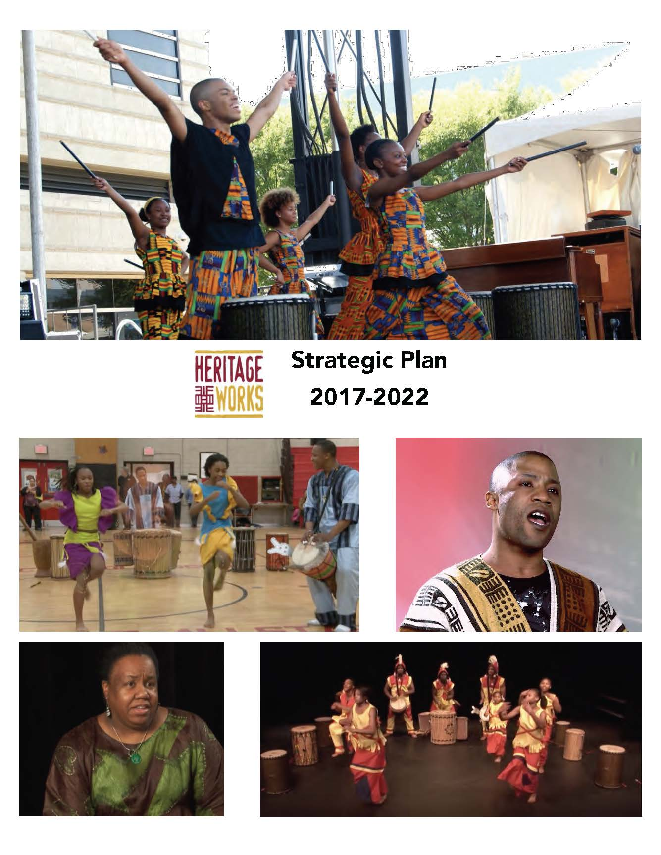 HW 2017-22 Strategic Plan