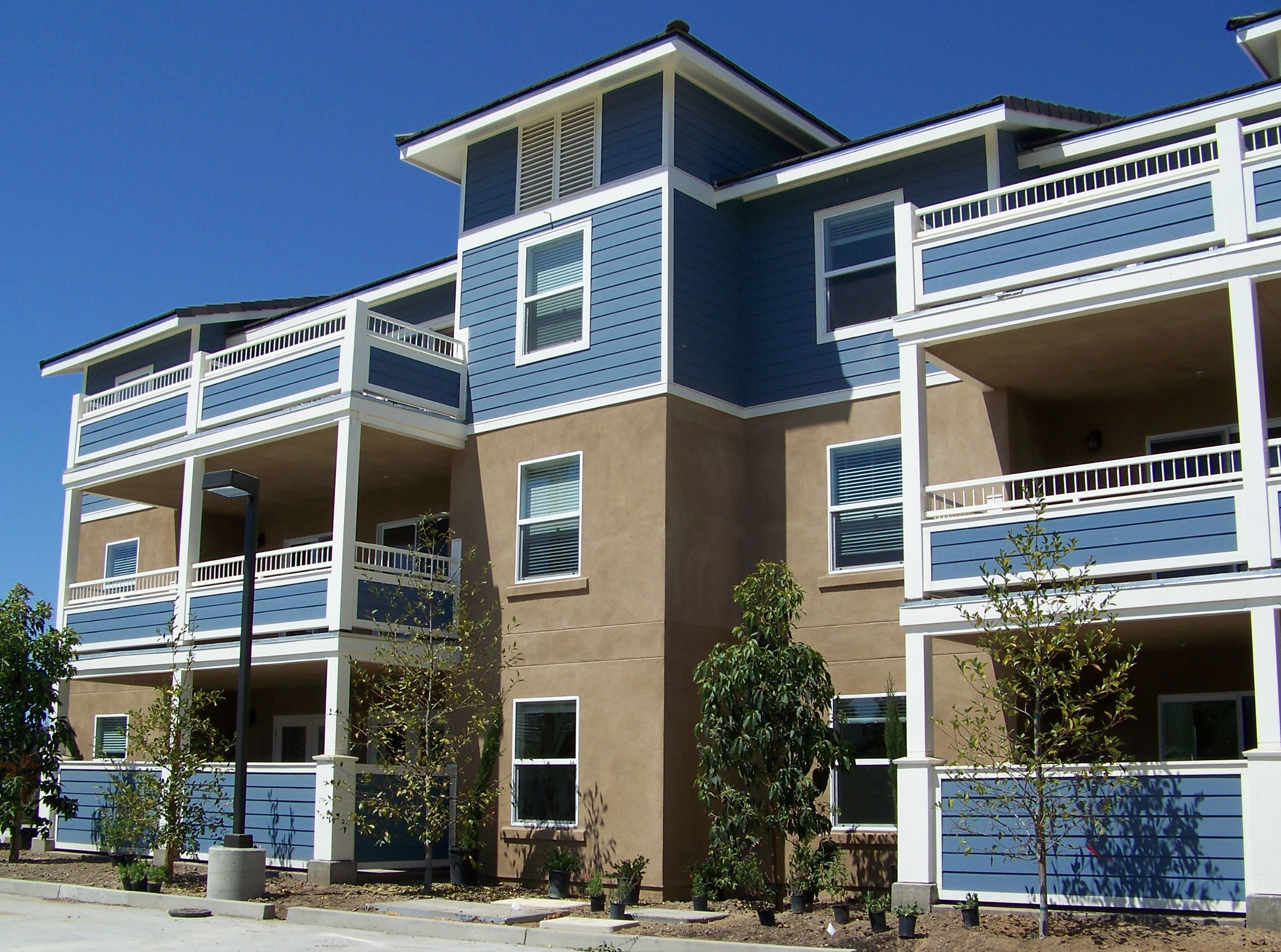 Courtland Street Apartments