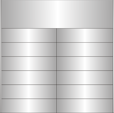 Large 12 Slot Directory Sign