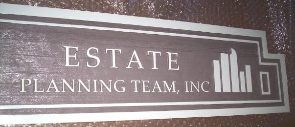 C12074 - Large Estate Planning Sign