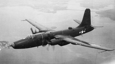 1956: U.S. Navy Recon Plane Shot Down