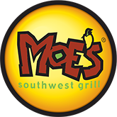 Eat at Moes Southwest Grill!
