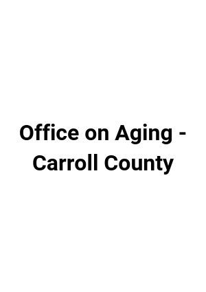 Carroll County Office on Aging