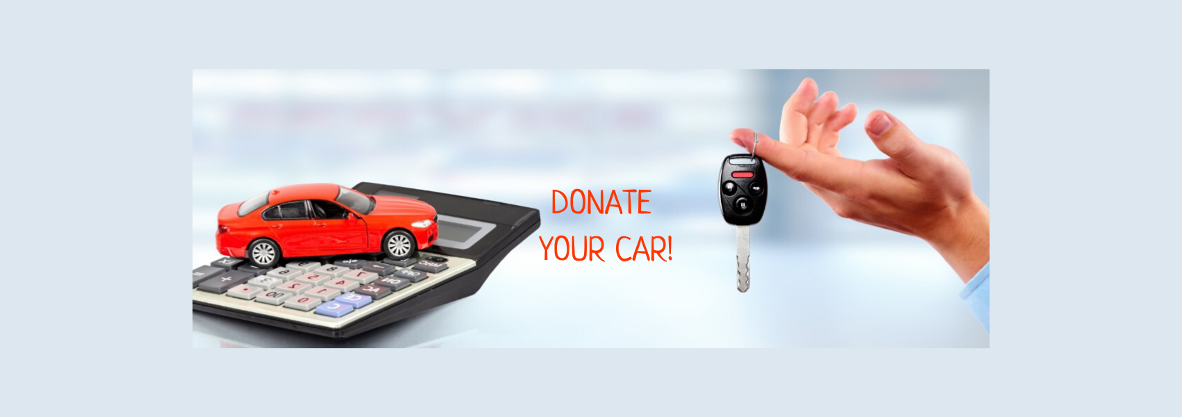 All car donations are tax deductible!