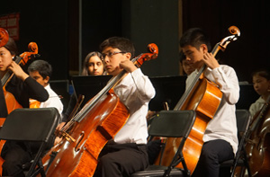 CYS String Ensembles
