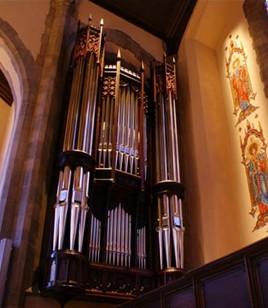 My Friend, The Organ