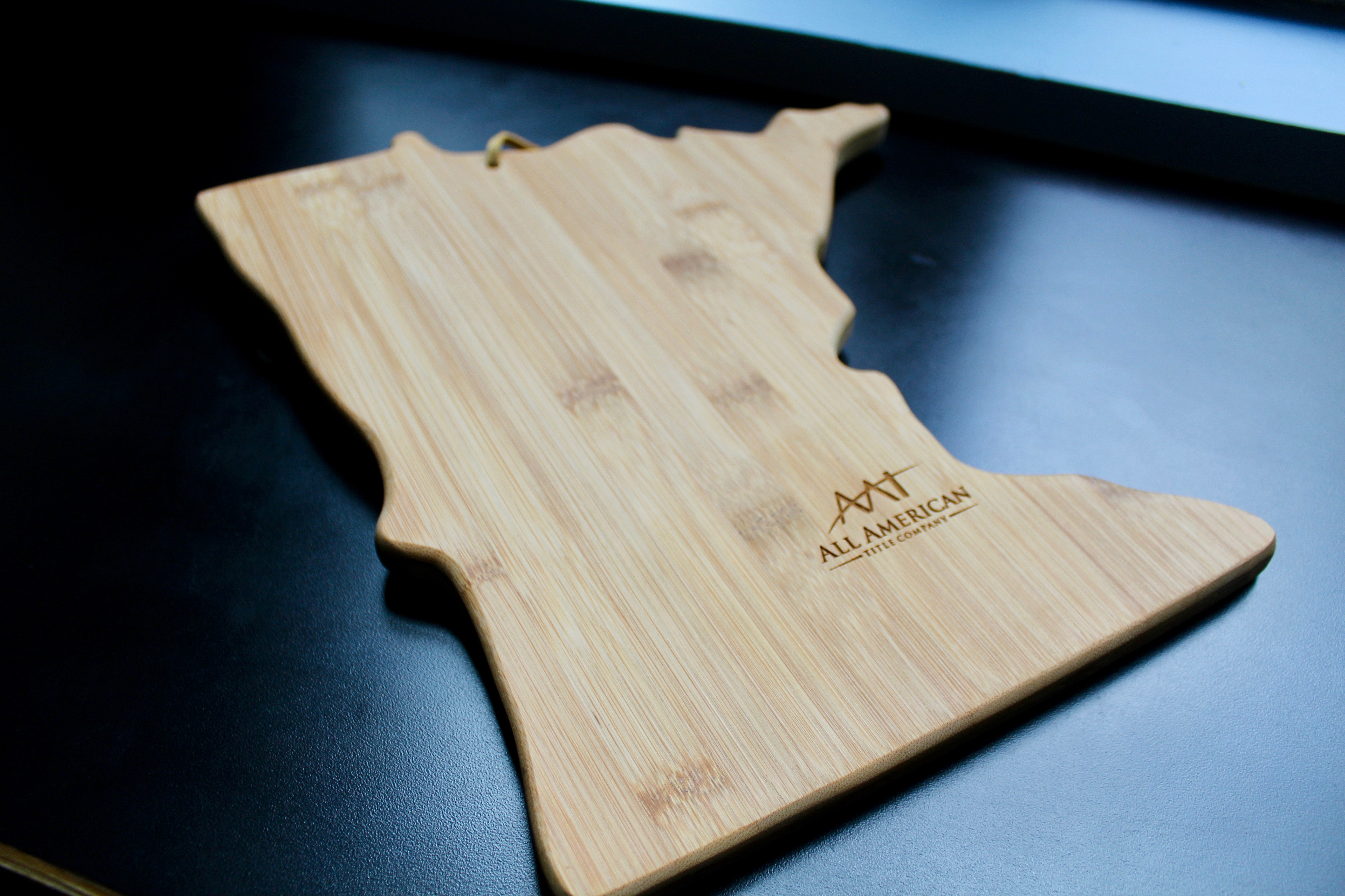 MN-Shaped Cutting Boards