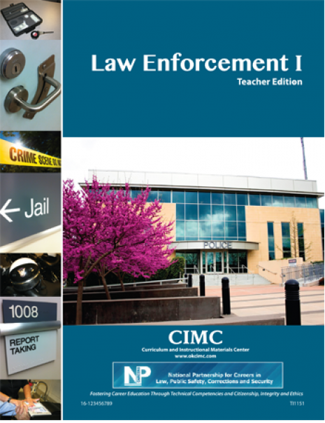 Law Enforcement I Curriculum